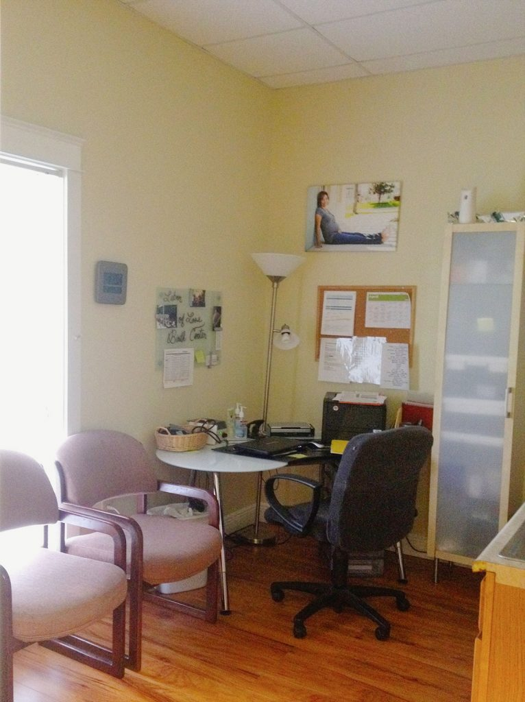 midwives' office